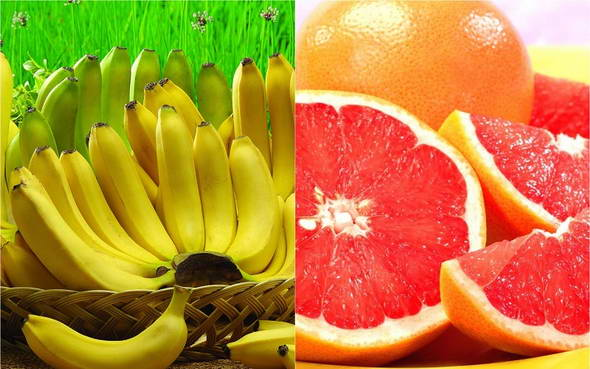 5 meyvə, hansılar ki, artıq çəkinin yığımına imkan yaradırlar