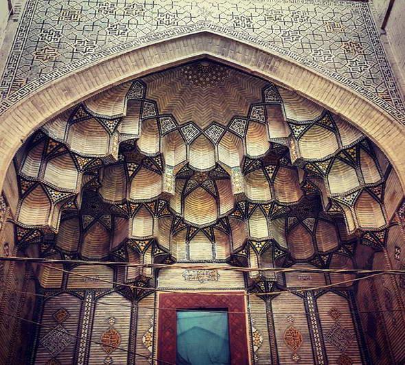 Завораживающая красота восточных мечетей