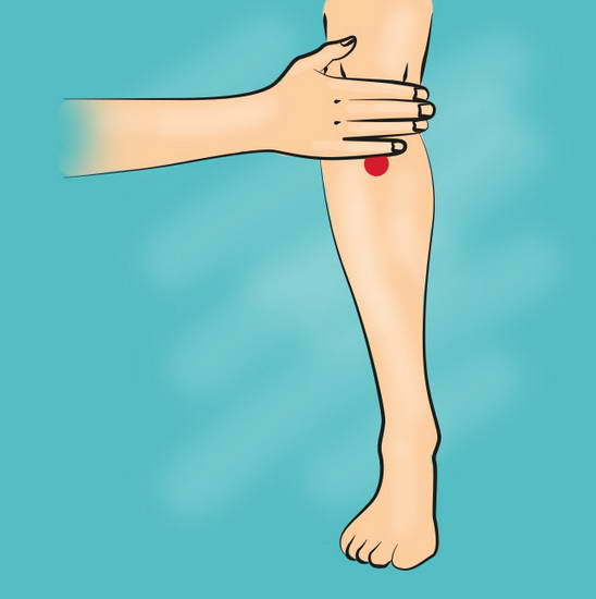 Bədəndə hansı nöqtələr masaj etmək lazımdır, arıqlamaq üçün