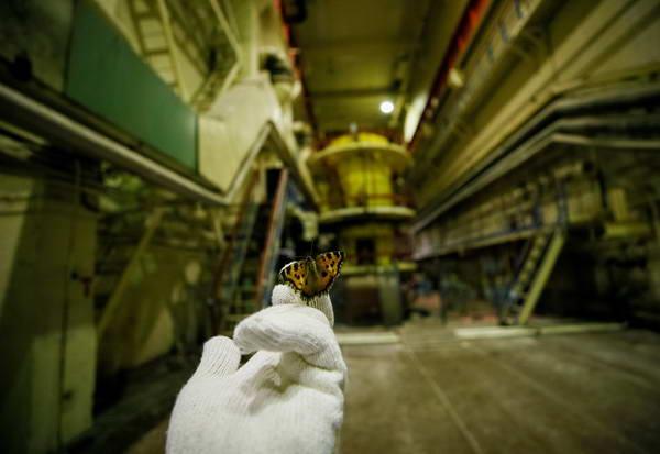 32 il sonra Çernobıl Atom Elektrik Stansiyası