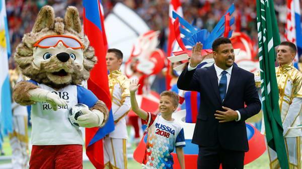 Futbol üzrə DÇ-2018 Açılış mərasimi necə keçdi