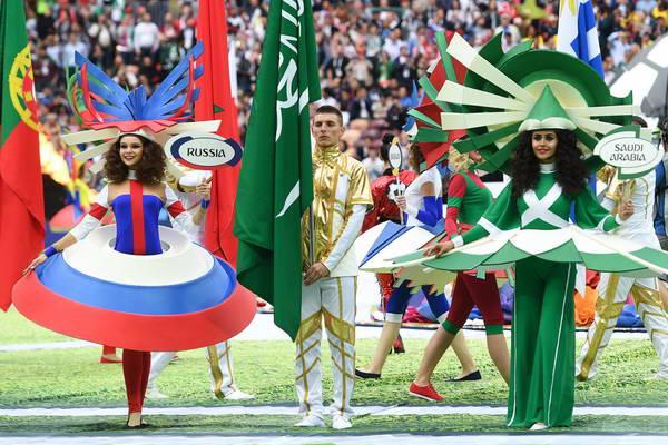 Dünya çempionatı 2018 azarkeşləri - FOTO