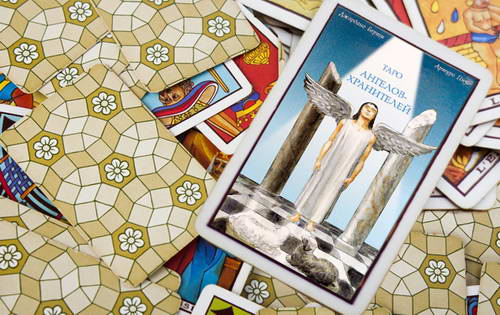 Таро Ангелов-Хранителей: расклады и значения карт