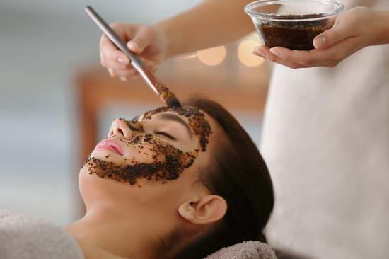 Рецепт кофейной маски для лица