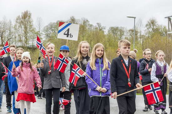 Особенности воспитания по-норвежски