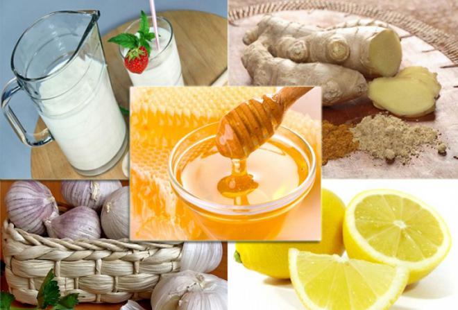 Лучшие продукты для иммунитета