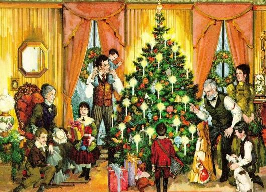 Самые интересные новогодние традиции в разных странах мира. Часть 2